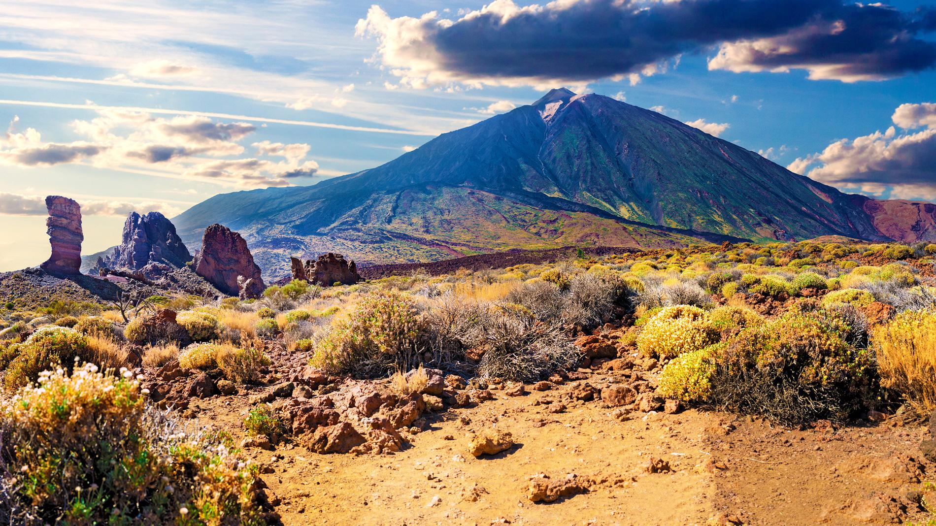 Video: El Parque Nacional del Teide sufre las consecuencias del cambio climático