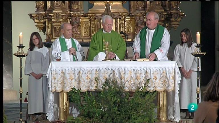 El día del Señor - Parroquia de San Salvador, Oña (Burgos)