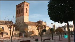 Día del Señor - Parroquia de San Pedro, en Villagarcía de Campos, Valladolid
