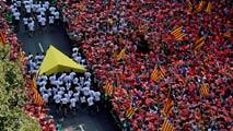 Ir al VideoLos partidarios de la independencia de Cataluña superan por primera vez a los que no lo son