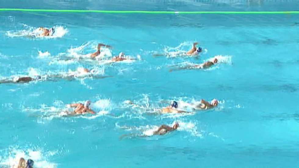 Waterpolo - Partido amistoso '25 Aniversario JJOO BCN 92' España - Italia