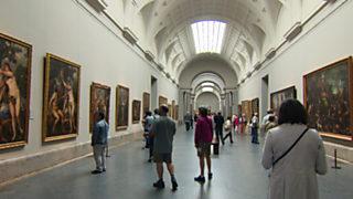 Crónicas - Un paseo por el arte