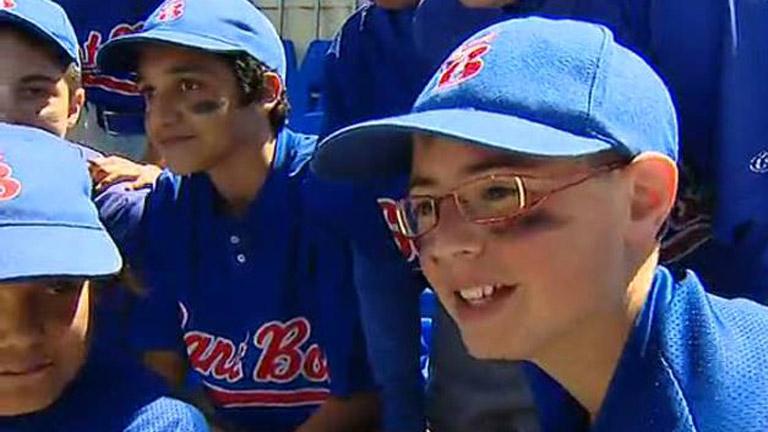 Pasión por el béisbol en Rivas