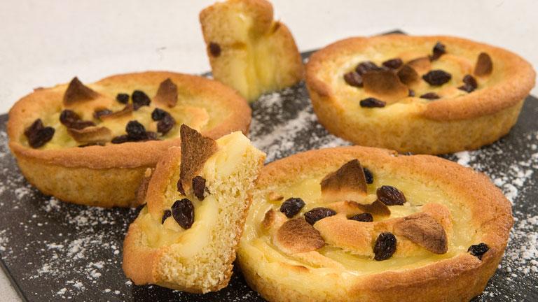 Saber Cocinar - Postres - Pastel a la crema pastelera