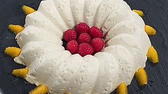 Saber Cocinar - Postres - Pastel frío de manzanas y miel