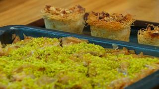 Torres en la cocina - Pastelitos de frutos secos