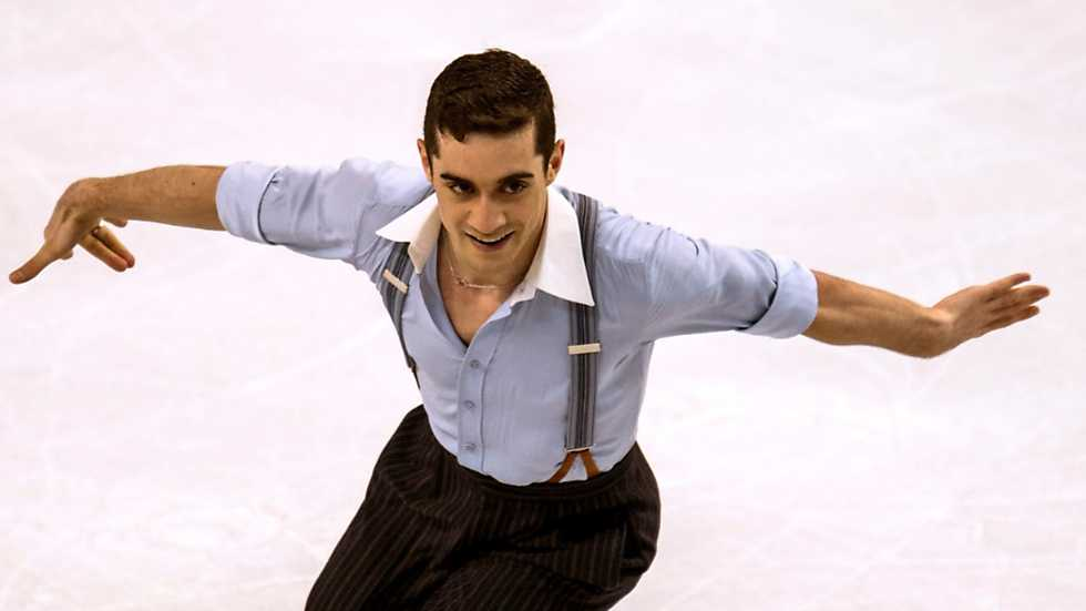 campeonato mundo patinaje sobre hielo: