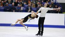 Campeonato de Europa. Programa Danza Libre