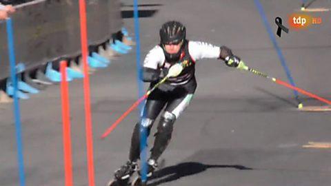 Patinaje - Campeonato de Europa Alpino en línea. Resumen