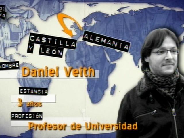 Destino: España - Castilla y León - Daniel