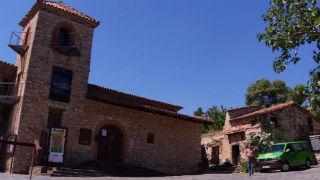 Aquí la tierra - Patones, pueblo de arquitectura negra