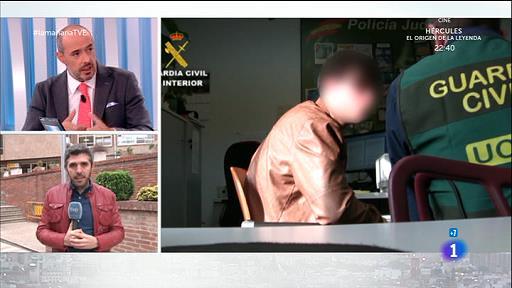 Patrick confiesa su participación en el crimen