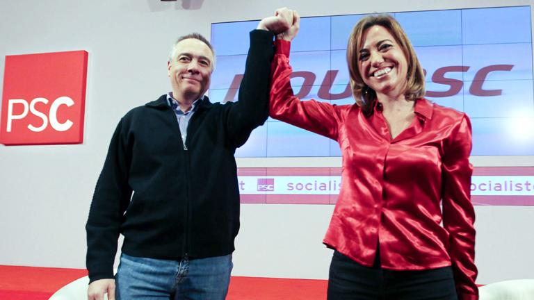 El equipo de Rubalcaba reafirma el apoyo al candidato