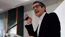 Patxi López arranca su campaña para liderar el PSOE