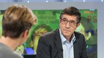 """Ir al VideoPatxi López (PSOE): """"No vamos a pactar a cualquier precio"""""""