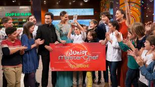 Paula gana Master Chef Junior 4
