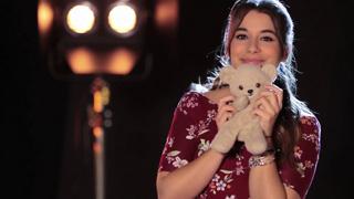 "Objetivo Eurovisión - Paula Rojo: ""Mis influencias son Nino Bravo, Cecilia, Rocio Durcal..."""