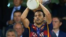 Ir al VideoPedro brilló en el que pudo ser su último servicio al Barça
