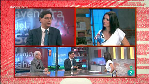 La Aventura del Saber. TVE. Pedro Mata y José Mª Mostaza