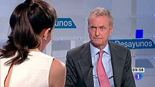 Los desayunos de TVE - Pedro Morenés, ministro de Defensa