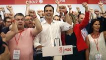 Pedro Sánchez consigue un triunfo histórico y promete unidad