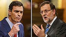 Ir al VideoPedro Sánchez y Mariano Rajoy protagonizan un durísimo cara a cara