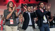 Ir al VideoPedro Sánchez pide senzatez a Mas y apela a la unidad