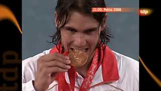 Londres en juego - Pekín 2008 - Final tenis