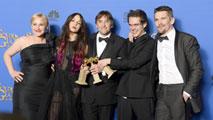 Ir al VideoLa película Boyhood, gran triunfadora de la noche de los Globos de Oro