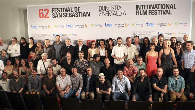 Presentada en la Academia de Cine la participación española en el próximo Festival Internacional de Cine de San Sebastián