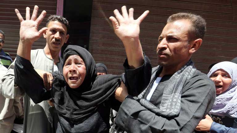 Un tribunal egipcio ha confirmado la pena de muerte a mas de 180 seguidores de los Hermanos Musulmanes