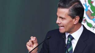 Peña Nieto anuncia una reforma constitucional en México para combatir al narco
