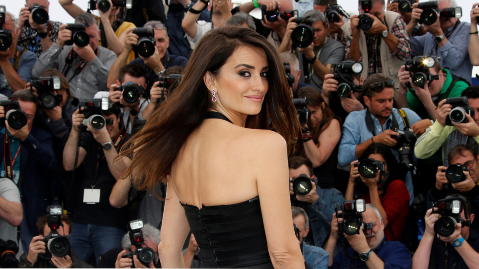 "Ir al Video Penélope Cruz: ""Cannes es como estar en una película de Fellini 24 horas"""