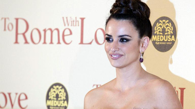 Corazón - Penélope Cruz, espectacular en el estreno de 'A Roma con amor'
