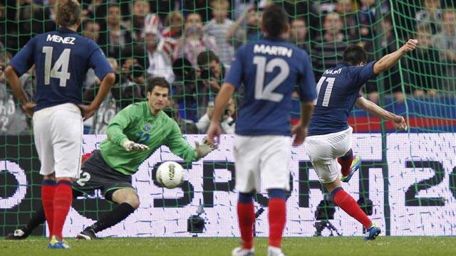 El penúltimo tren para la Eurocopa 2012