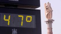 Ir al VideoLo peor se espera en el sur peninsular pero es un día de muchísimo calor en prácticamente toda la península salvo en el tercio norte