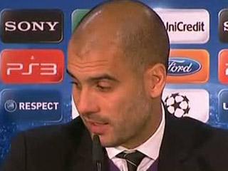 """Guardiola: """"Lucharemos por ser primeros"""""""