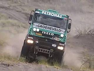 Pep Vila rozó el 'Top 10' en camiones