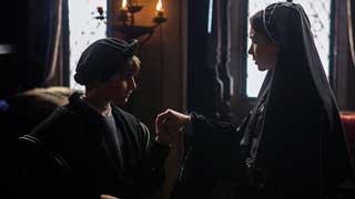 Isabel - El pequeño Enrique de Inglaterra está enamorado de Catalina