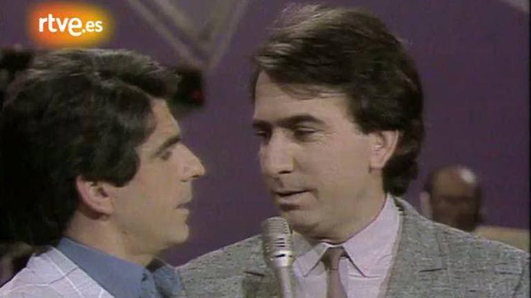 José Luis Perales en 'Como Pedro por su casa' (1985)
