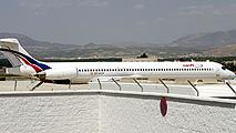 Ir al VideoPerdido un avión con 110 pasajeros y seis tripulantes españoles que volaba a Argelia