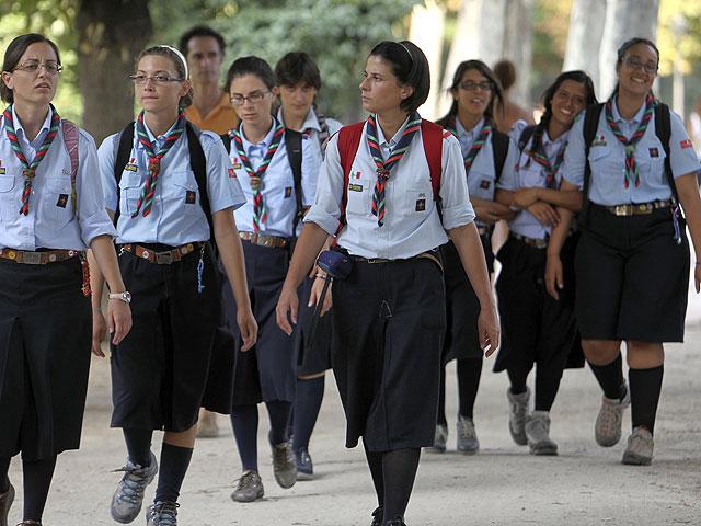 Peregrinos de todo el mundo llegan a España para celebrar la Jornada Mundial de la Juventud