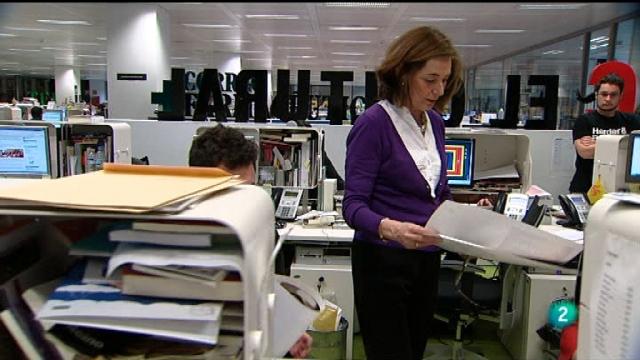 Los oficios de la cultura - Periodista cultural: Blanca Berasátegui