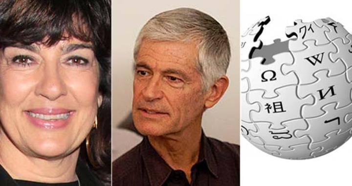 La periodista inglesa de la CNN Christiane Amampour, el fotógrafo de guerra estadounidense James Nachtwey, y Wikipedia, la enciclopedia de contenido libre de internet, son algunos de los candidatos que optan al Premio Princesa de Asturias de Comunic