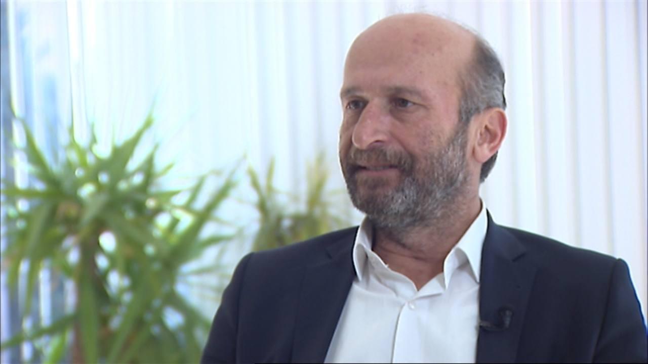 El periodista turco Erdem Gül, en una imagen de archivo