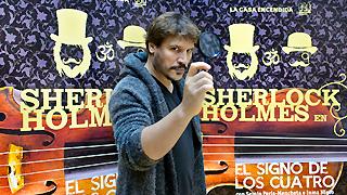 Ficción sonora - Sergio Peris-Mencheta: