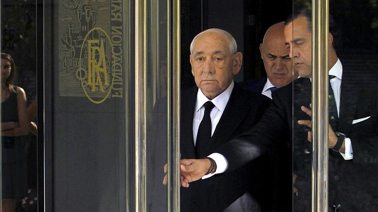 Pesar por la muerte de Isidoro Álvarez, presidente de El Corte Inglés