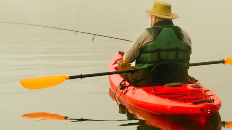 Jara y sedal - Pesca desde kayak en Levante