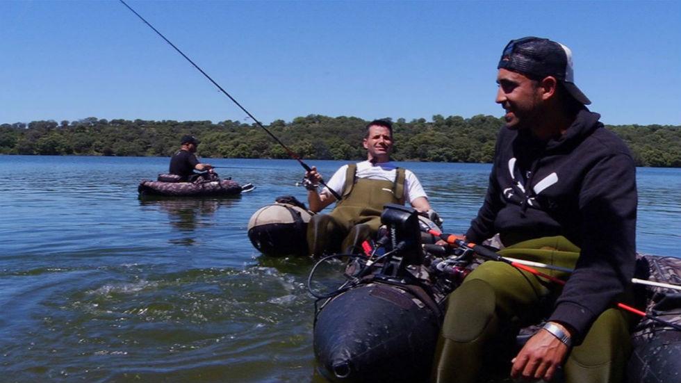 Aquí la tierra - La pesca revolucionaria