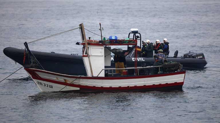 Situación difícil para los pescadores de La Línea y Algeciras